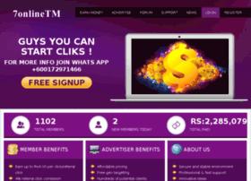 7onlinetm.com