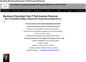7parkavenuefinancial.com