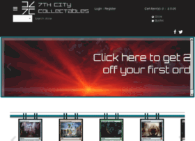 7thcitycollectables.crystalcommerce.com