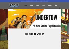 7thwavecomics.com