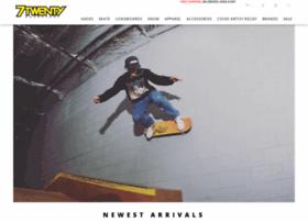 7twentyboardshop.com