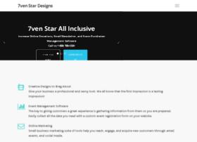 7venstardesigns.com