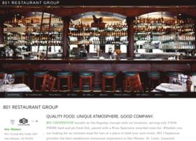 801restaurantgroup.com