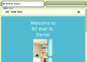 80walldental.mydentalvisit.com