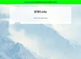 8781.info