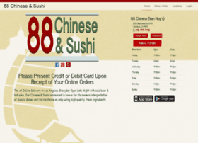 88chineseandsushi.ordersnapp.com