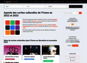 89.agendaculturel.fr