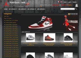 8jordans.com