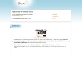 8raystech.com