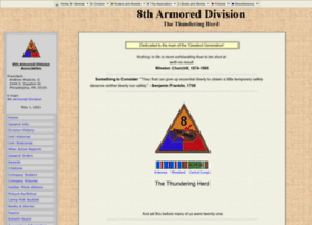 8th-armored.org