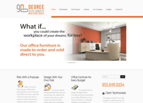 90degreeofficeconcepts.com