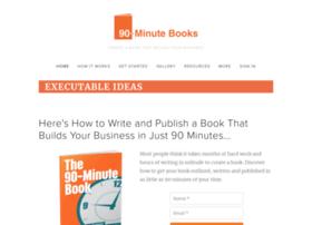 90minutebooks.com