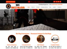 911bedbugs.ca