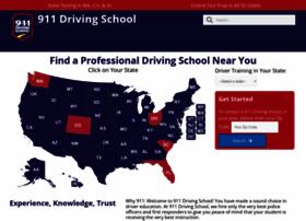 911drivingschool.com