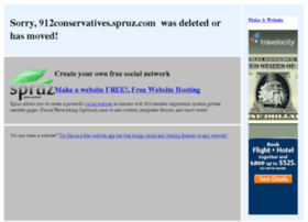 912conservatives.spruz.com