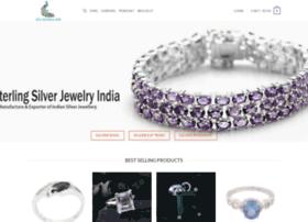 925sterlingsilverjewelryindia.com