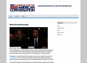 92yamericanconversation.org