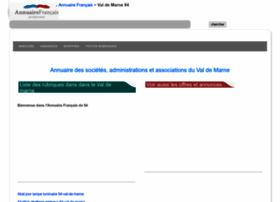 94-val-de-marne.annuairefrancais.fr