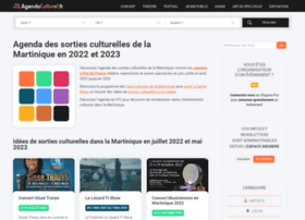 972.agendaculturel.fr