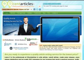 99centarticles.com