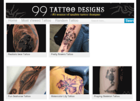 99tattoodesigns.com