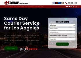 a-1courier.com