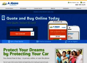 a-abana.com