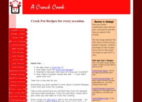 a-crock-cook.com