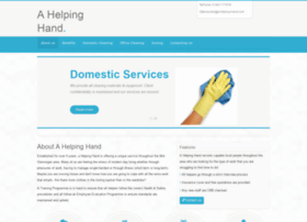 a-helping-hand.com