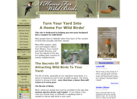a-home-for-wild-birds.com