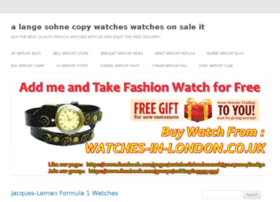 a-lange-sohne-copy-watches.watchesonsale.it
