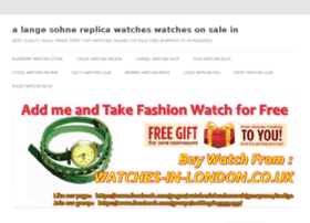 a-lange-sohne-replica-watches.watchesonsale.in