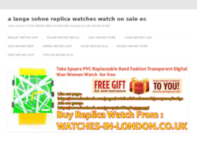 a-lange-sohne-replica-watches.watchonsale.es