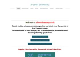 a-levelchemistry.co.uk