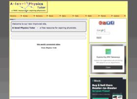a-levelphysicstutor.com