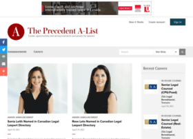 a-list.lawandstyle.ca