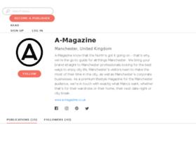 a-magazine.co.uk