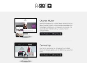 a-sign.gglime.com