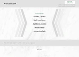 a-tsolutions.com