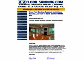 a-zfloorsanding.com