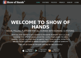 a.showofhands.mobi