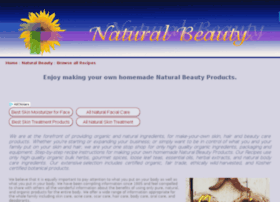 a1-natural-beauty.com