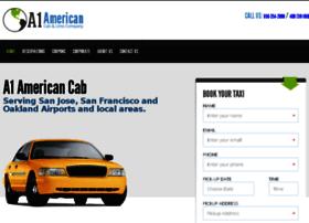 a1americancab.com