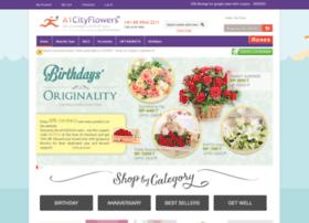 a1cityflowers.com