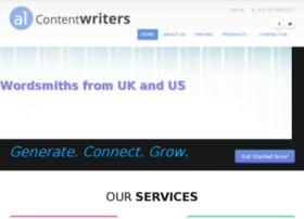 a1contentwriters.com