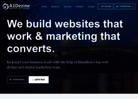 a1dezine.co.nz