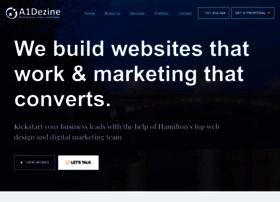 a1dezine.com