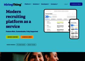 a1express.hiringthing.com