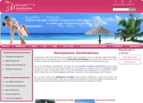 a1honeymoondestinations.com