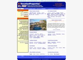 a1vacationproperties.com